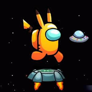 Among Them Space Run
