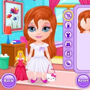 Baby Barbie Shopping Spree
