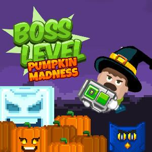 Boss Level - Pumpkin Madness