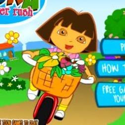 Flower Rush - Play Flower Rush on ABCya Games