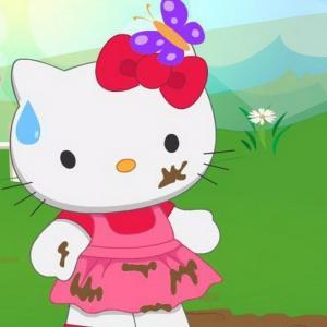 Hello Kitty Beach Fun