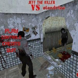 Jeff The Killer Vs. Slendrina