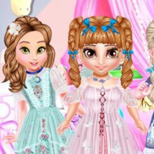 Little Princess Lolita Style Makeover
