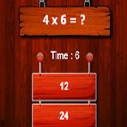 Multiplication Math Challenge