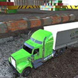 Port Truck Parking