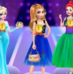 Princess Costume Competition