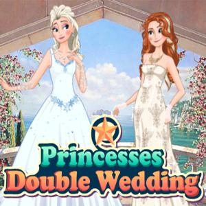 Princesses Double Wedding