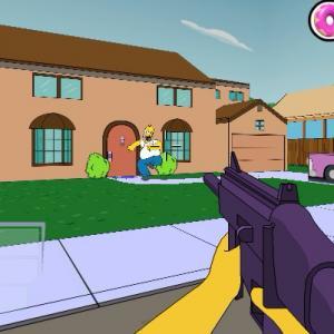 Simpsons 3d Save Springfield