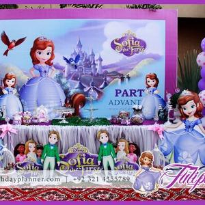 Sofia Unforgettable Birthday Party