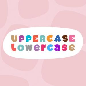 Uppercase Lowercase