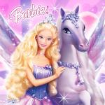 Barbie And The Unicorn