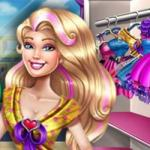 Barbie Crazy Shopping