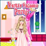 Barbie Pajama Party
