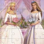 Barbie Princess Puzzle