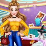 Belle's Magic Journey