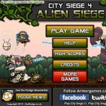 City Siege 4 Alien