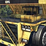 Dump Trucks Hidden Tires