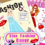 Elsa Fashion Cover