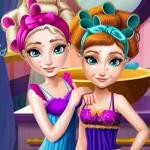 Frozen College Makeover