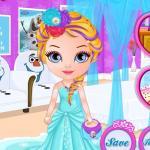 Frozen Hair Salon