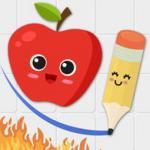 Fruit Escape: Draw Line