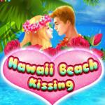 Hawaii Beach Kissing