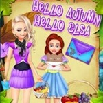 Hello Autumn Hello Elsa