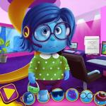 Inside Out Sadness Office Job