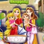 Mommy Princess Go Shopping