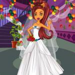 Monster High Abbey Dress Up