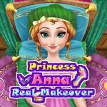Princess Anna Real Makeover
