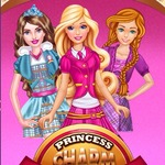 Princess Charm School Bffs