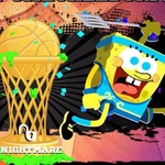 Spongebob Basketball Challenge