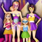 Super Barbie Dancer Team