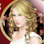 Taylor Swift Fantasy Hair